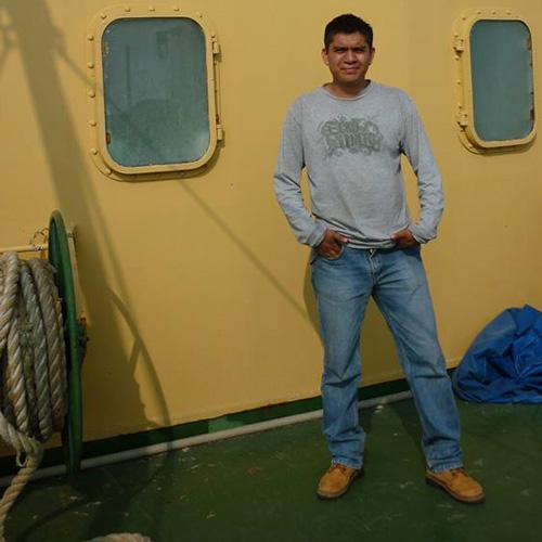 Dante Jimenez Ortega